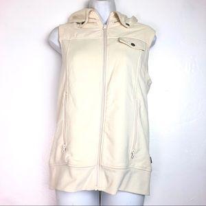 Burton Durable Goods Starr Vest Hoodie Size M
